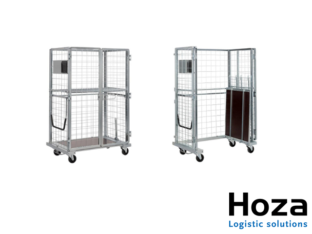 The Europack: a modular solution for your logistic needs